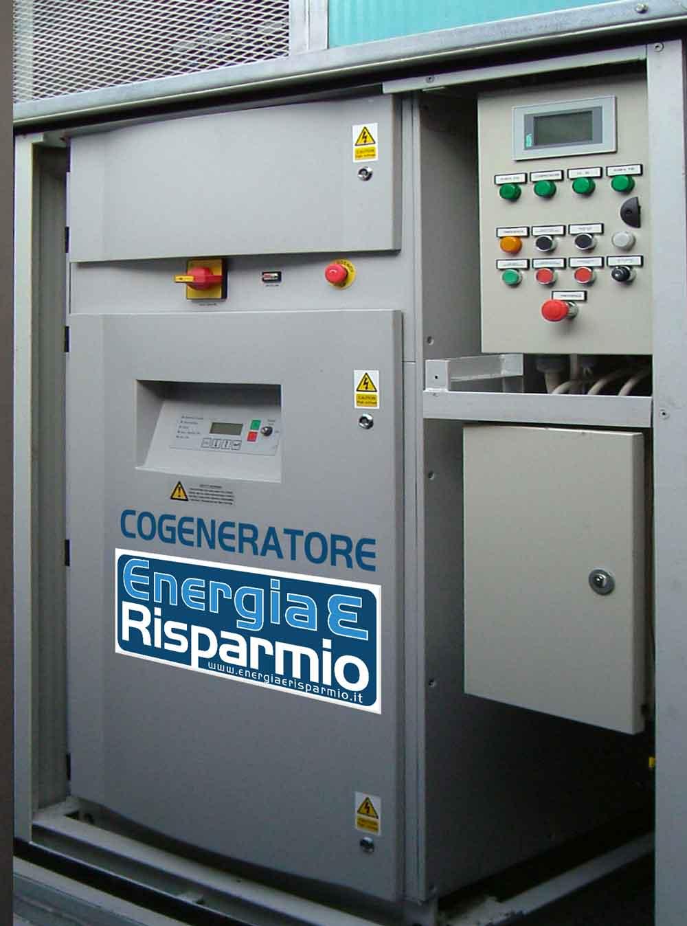 Micro-cogenerazione energia termica